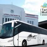 Sewa Bus Kota Jogja Sleman Bantul Gunung Kidul Wates