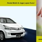 Rental Mobil di Jogja Lepas Kunci Tanpa Sopir