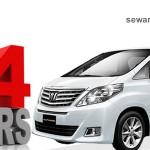Rental Mobil Yogyakarta 24 Jam 12 Jam 6 Jam