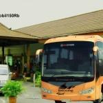 PO Bus Wisata Jogja Klaten Solo Magelang