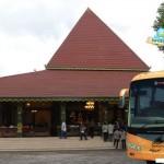 Travel Bus Pariwisata di Jogja