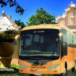 Bus Pariwisata Daerah Jogja Dekat Malioboro Bandara Adisucipto