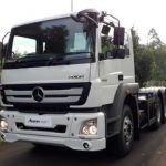 Mengenal Truk Mercedes Benz Axor 4028 T