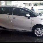 Toyota Sienta V CVT Review