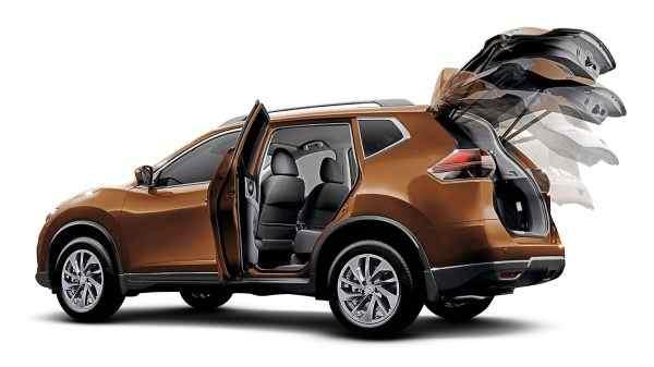 Rental Sewa Mobil X-trail