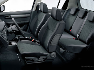 Swift interior