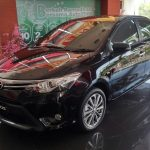 Toyota Vios G CVT Review