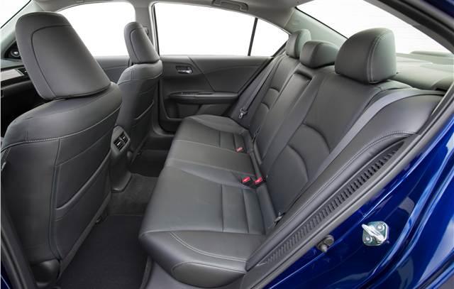 seat Honda accord