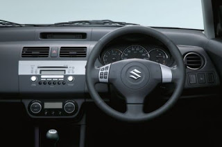 dashboard suzuki swift